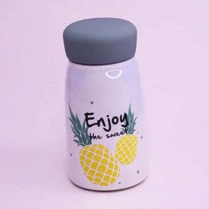 "Термос ""Enjoy a pineapple"""