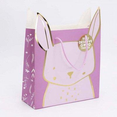 (20118)Подарки от единорога-20 — Подарочные пакеты — Подарочная упаковка