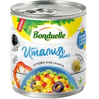 """Bonduelle (Бондюэль) Овощная смесь  с кукурузой """"Италия"""" (425 мл)"""