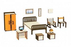 Набор мебели для домика - 1 шт