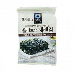 Морская капуста с оливковым маслом 4,5 г