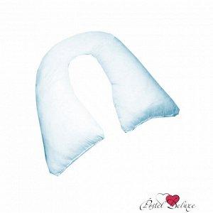 Наволочка К Подушке Для Беременных U Маленькая Цвет Голубой (35х280 )