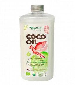 Кокосовое масло 100% первого холодного отжима (extra virgin) Tropicana (бутылка/ПЭТ)