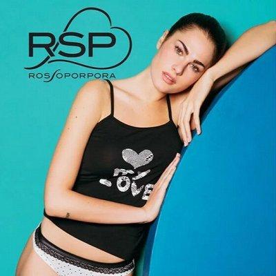 Rossoporpora ❤️ Итальянское белье — Майки, футболки — Белье