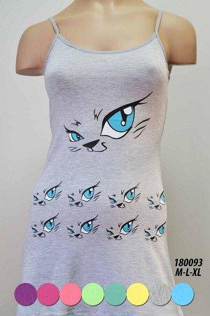 Сорочки для женщин (узкие бретельки) 180093
