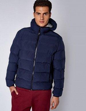 M08206FS-NN182 Куртка утепленная мужская (синий), M, шт