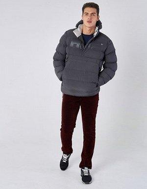 M08204FS-GG182 Куртка утепленная мужская (серый), L, шт