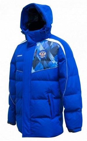 M08152G-AN172 Куртка пуховая мужская (голубой/синий), L, шт