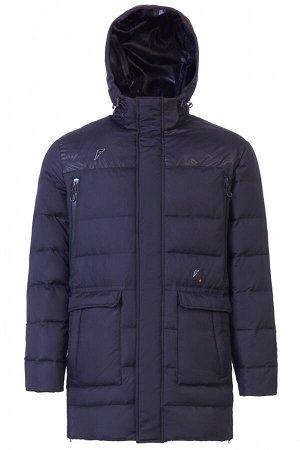 M08140G-BB182 Куртка пуховая мужская (черный), XS, шт