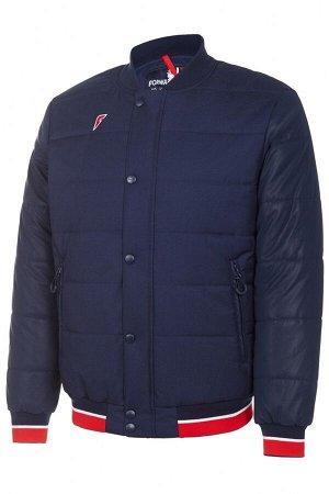 M08220G-NN182 Куртка утепленная мужская (синий), M, шт