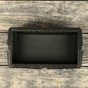 Форма для тротуарной плитки «Кирпич», 20 ? 10 ? 6 см, шагрень, Ф11018, 1 шт.