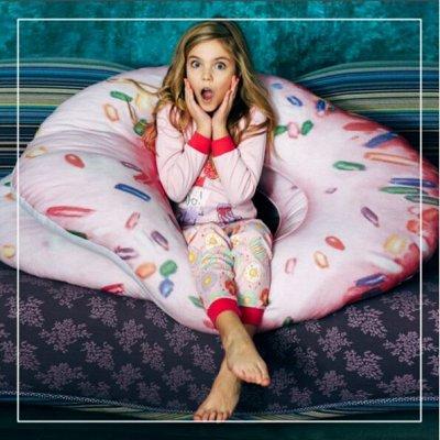 ТМ Смил. Специальное предложение. — Пижамы. Станут самыми любимыми! — Для девочек