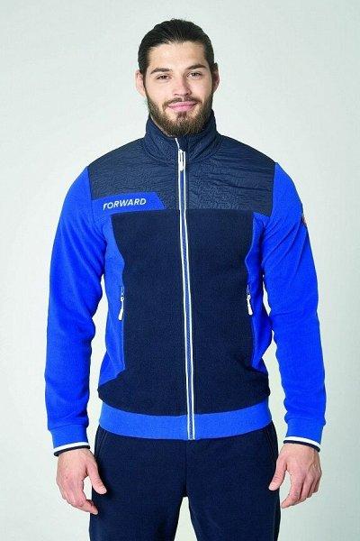 📌FORWARD – первый национальный Бренд спортивной одежды!!! — Одежда на флисе мужская — Для мужчин