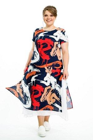 Платье-1900