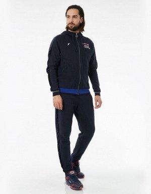 M04110G-NN191 Куртка тренировочная мужская (синий), S, шт