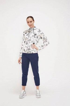 W10211FS-WW201 Куртка ветрозащитная женская (белый), S, шт