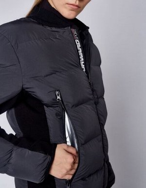 W08205FS-GG182 Куртка утепленная женская (серый), XS, шт