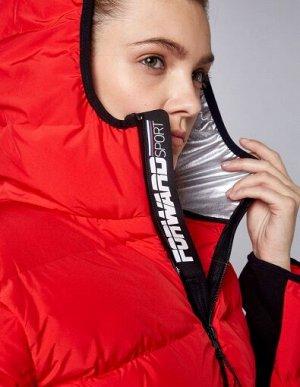 W08206FS-RR182 Куртка утепленная женская (красный), XS, шт