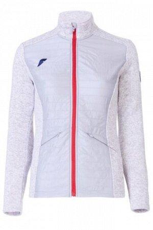 W06110G-NN182 Куртка флисовая женская (синий), 2XS, шт