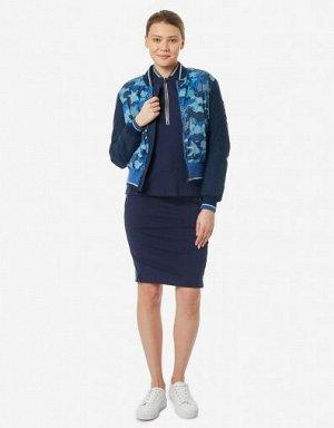 W08200SF-NN191 Куртка женская (синий), 2XS, шт
