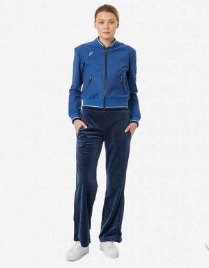 W10440SF-NN191 Куртка тренировочная женская (синий), S, шт