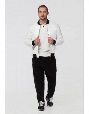 M09106FS-WB191 Куртка ветрозащитная мужская (белый/черный), XL, шт