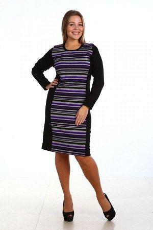 №8Ю Платье Ткань:   Ангора      Размеры:   46, 48