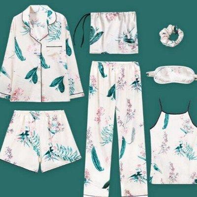 Шикарная домашняя одежда и обувь! — Милые домашние комплекты — Домашние костюмы