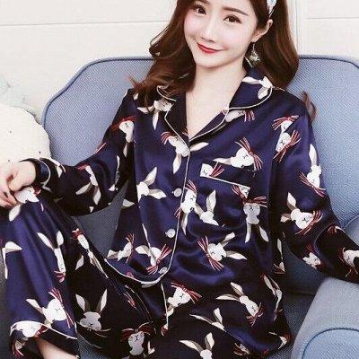 Шикарная домашняя одежда и обувь! — Женские пижамы — Сорочки и пижамы
