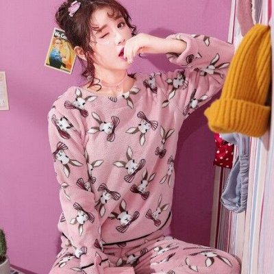 Шикарная домашняя одежда и обувь! — Женские пижамы 2 — Домашние костюмы