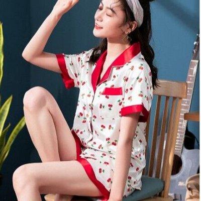 Шикарная домашняя одежда и обувь! — Женские пижамы 3 — Сорочки и пижамы