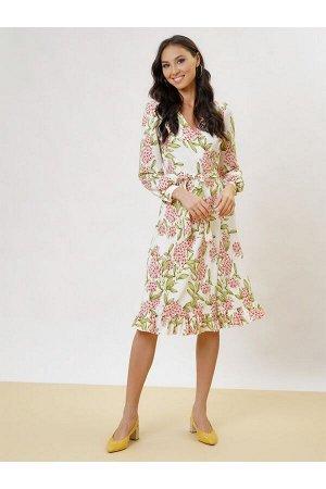 Платье арт. V1.9.01.06-51874 белый