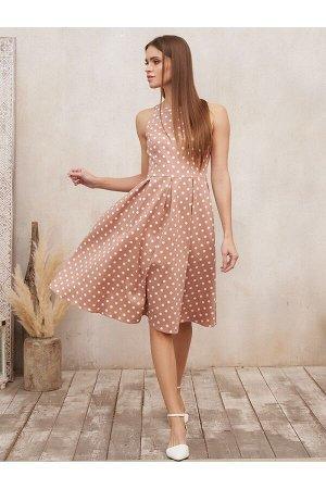 Платье арт. 2003-00-51934 бежевый
