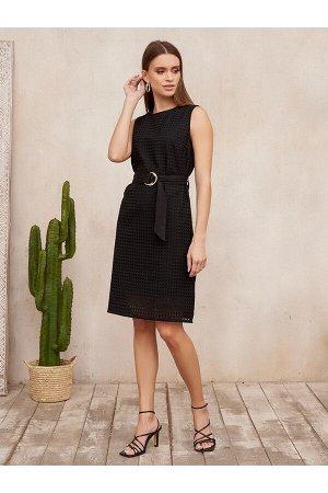 Платье арт.  2004-05-52222 черный