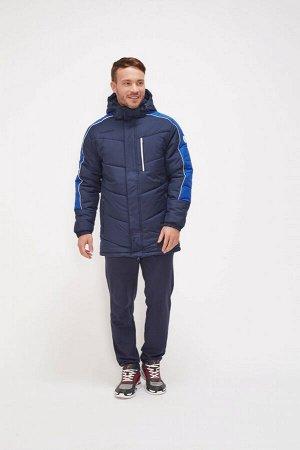M08290G-NN192 Куртка утепленная мужская (синий/голубой), XL, шт