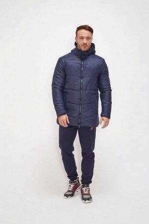 M08291P-NN192 Куртка утепленная мужская (синий), L, шт