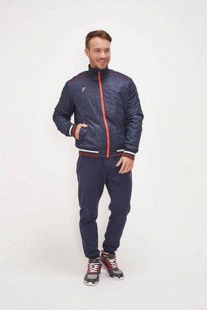 M08210P-NN201 Куртка демисезонная мужская (синий), XS, шт