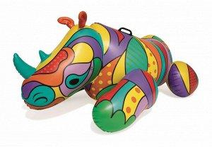 Надувная игрушка-наездник