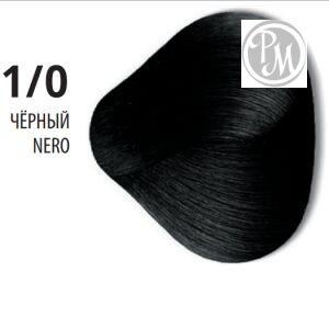 Constant delight 1/0 elite supreme крем краска черный 100 мл