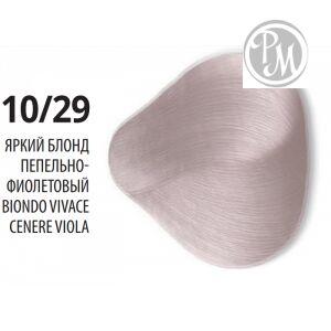 Constant delight 10/29 elite supreme крем краска яркий блонд пепельно фиолетовый 100 мл