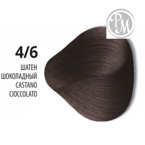 Constant delight 4/6 elite supreme крем краска шатен шоколадный 100 мл