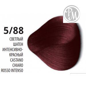Constant delight 5/88 elite supreme крем краска светлый шатен интенсивно красный 100 мл
