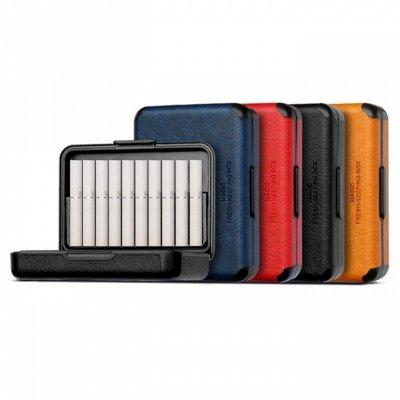 Очки, бижутерия и аксессуары для телефонов   — Портсигар для стиков IQOS — Для телефонов