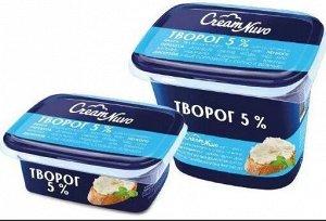 Творог Cream Nuvo 5% жирн. контейнер 200гр