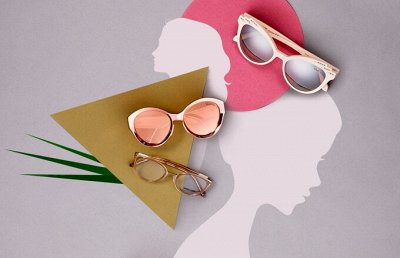 Яркие, звездные, пляжные! Летние товары по сниженным ценам! — Женские солнцезащитные очки — Солнечные очки
