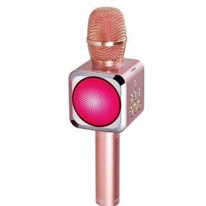 Портативный караоке микрофон с встроенными динамиками L888