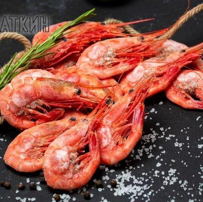 Самая вкусная сахалинская креветка