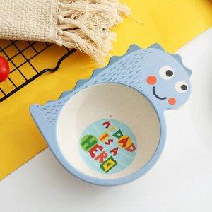 Бамбуковые тарелки для детей