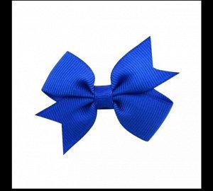 Бантик для волос (голубой)