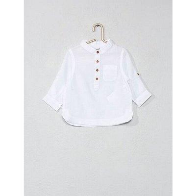 Одежда из Франции для всей семьи! — Малыши. Рубашки. — Кофточки